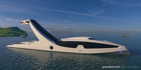 This $250 Million Yacht Will Blow Your Mind | LibertyE Global Renaissance | Scoop.it