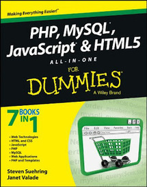 All Kinds Of Books: PHP MySQL JavaScript and HTML5 All-in-One For Dummies   Books   Scoop.it
