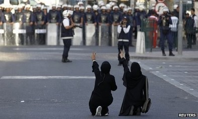Bahrain Shia cleric warns troops not to attack women - Bahrain Freedom Movement | Human Rights and the Will to be free | Scoop.it