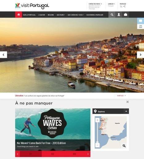 Nouveaux sites web de destinations touristiques (Novembre 2013) | Voyages | Scoop.it