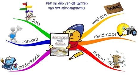 Mindmappen met kleuters | Creativiteit en onderwijs: tools en inspiratie voor lesgevers | Scoop.it