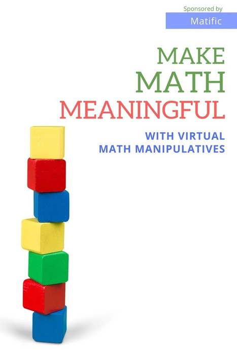 Making Math Meaningful with Virtual Math Manipulatives | Edtech PK-12 | Scoop.it