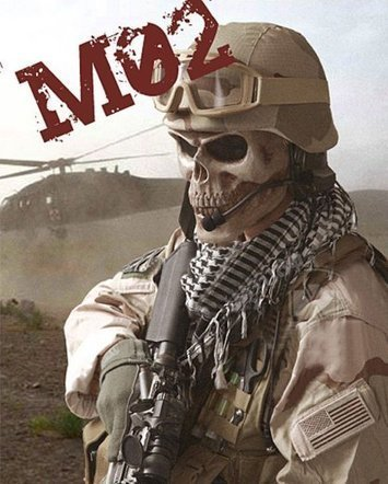 Skull Airsoft Face Mask | Airsoft Paintball Mask | Scoop.it