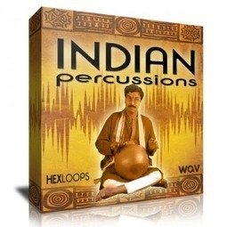 Download Indian Percussion Instruments | Hex Loops | Hex Loops | dayan music studio | Scoop.it