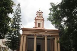 Holy Trinity Church | Bangalore Tourist Places | Scoop.it