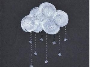 Créer des motifs de nuages au cirage  #conseil  #DIY #idée #déco | Best of coin des bricoleurs | Scoop.it