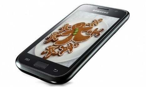 Samsung Galaxy S se actualiza a Android 2.3.5 Gingerbread con grandes mejoras | AndroidZone | MLKtoSCL | Scoop.it