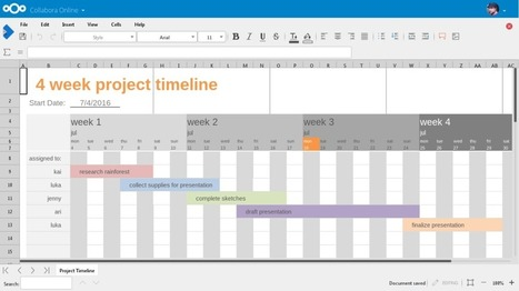 Collabora Online 1.8 with LO 5.1 and new features   Nextcloud   TDF & LibreOffice   Scoop.it