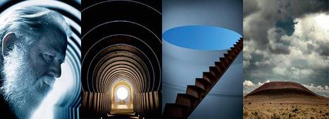James Turrell, sculpteur de lumière   LE DÉSERT AMÉRICAIN   Scoop.it