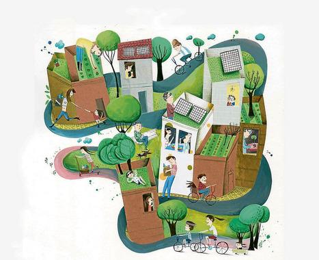 Reciclan, separan basura, tienen huerta, comen orgánico ... - Lanacion.com (Argentina)   Ecología Urbana   Scoop.it