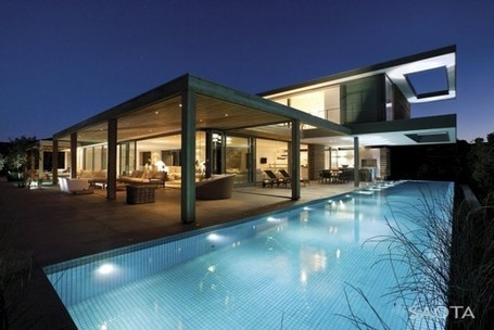 Plett 6541+2 House par SAOTA | Architecture, Design & Inspiration | Scoop.it