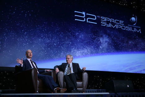 Blue Origin's Jeff Bezos Turned Down a $200 Million Trip Around the Moon | Aerospace and aviation construction | Scoop.it