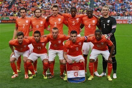 How the Netherlands Will Line Up Against Ghana - Bleacher Report | Ghana - 2014 World Cup in Brazil | Scoop.it