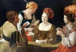 Georges de La Tour. Le Tricheur à l'As de Carreau. (1635). | Histoire des Arts | Scoop.it