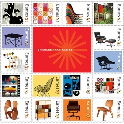 Charles & Ray Eames » Design You Trust – Design Blog and ... | timms brand design | Scoop.it