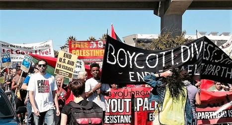 #Terrorisme ou légitime résistance à l'occupation p/ #israel?-Quand le défenseur de #Snowden appuie #BDS - #Palestine | Infos en français | Scoop.it