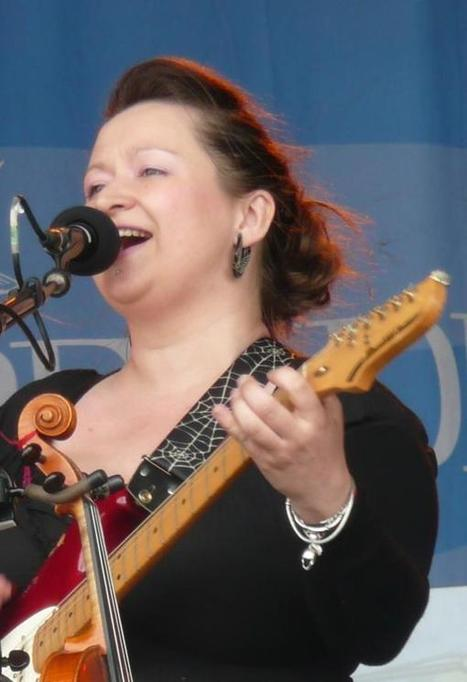 INTERVIEW: Folk musician Eliza Carthy talks about her career ahead of Windermere concert   Windermere And Bowness   Scoop.it