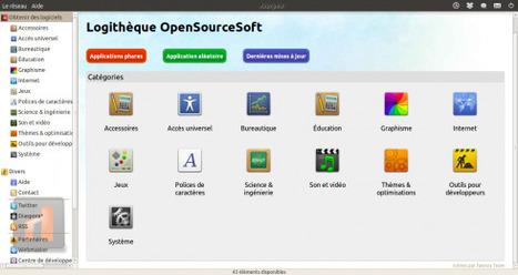 OpenSourceSoft, une logithèque pour faire connaître le monde du logiciel libre aux utilisateurs Mac et Windows | Time to Learn | Scoop.it