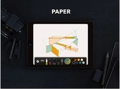 Educational Technology and Mobile Learning: The Popular Drawing and Sketching App Paper Is Now Free | Classroom Technology Integration and Project Based Learning | Scoop.it