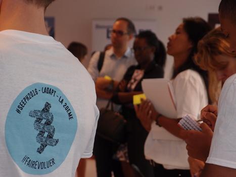 Emploi des personnes handicapées : un hackathon pour l'inclusion - Faire Face - Toute l'actualité du handicap moteur | Teletravail et coworking | Scoop.it