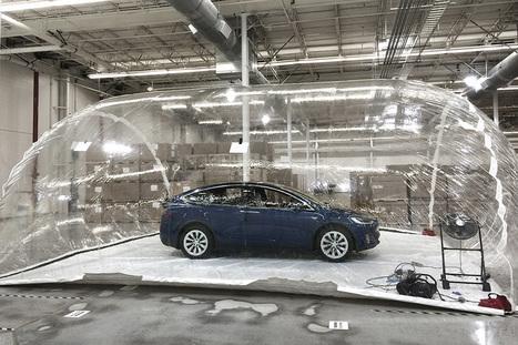 Survive the Apocalypse by Sitting Inside a Tesla - SERIOUS WONDER | Post-Sapiens, les êtres technologiques | Scoop.it