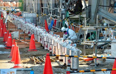 Panel: TEPCO's 'ice wall' failing at Fukushima nuclear plant:The Asahi Shimbun | Sustain Our Earth | Scoop.it
