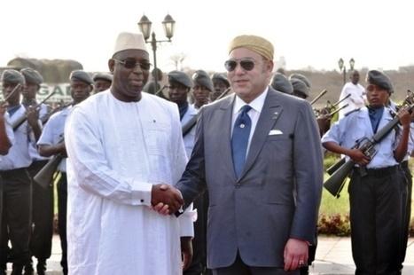 Actualité Maroc : Le Maroc et le Sénégal renforcent leur partenariat ... | developpement Podor Sénégal | Scoop.it