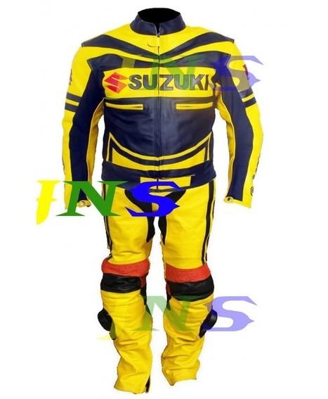 Suzuki GSXR Yellow Motorbike Scooter Leather Suit Men | Adidas TT10 Black Hockey Stick | Scoop.it