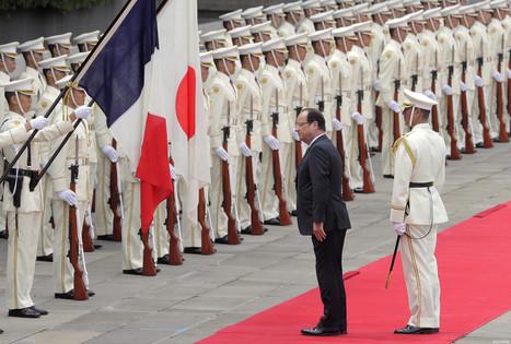 Le Japon doit devenir membre permanent du Conseil de sécurité de l'ONU, dit Hollande... | Droit de l'Homme | Scoop.it
