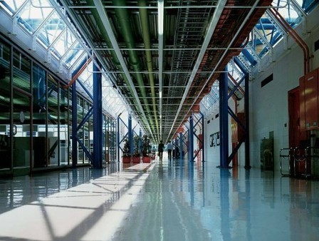[Newport, Wales, UK] AD Classics: Inmos Microprocessor Factory / Richard Rogers Partnership | The Architecture of the City | Scoop.it