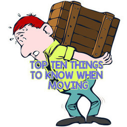 Top Ten Things to Know When Moving   Boston Movers   Scoop.it