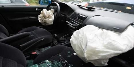 Accidents, Air Bags & the Tyndall Effect in DUI Cases | DUI & Criminal Law | Scoop.it