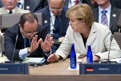 Les quatre projets de relance que la France veut imposer | Le programme de Mr Hollande | Scoop.it
