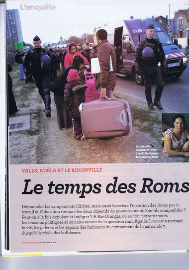 Le temps des Roms: Journal de l'Ambassade du Pérou à Ris-Orangis | Archivance - Miscellanées | Scoop.it