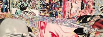 Erró, l'exorciste, au musée d'Art contemporain de Lyon   Coups de coeur !   Scoop.it