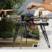 El uso civil de los drones, un negocio multimillonario en auge ... | Managing Technology and Talent for Learning & Innovation | Scoop.it