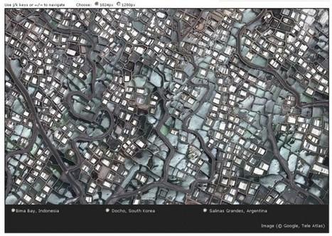 Where in the World? – adivinanzas con Google Earth | EducationLovesICT | Scoop.it
