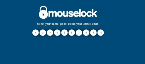 How to Lock Your Mouse Along with Your PC When You Are Away | OnPCTips | Scoop.it