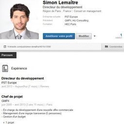 [LinkedIn] 10 outils méconnus pour booster votre carrière | E-reputation, identité numérique | Scoop.it