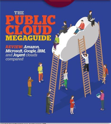 Public cloud megaguide: Amazon, Microsoft, Google, IBM, and Joyent compared | Cloud Central | Scoop.it