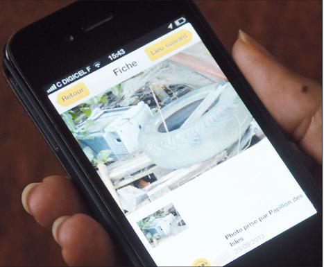 Chasse aux déchets ouverte sur smartphone - FranceAntilles.fr Martinique | Référentiel national des coûts du service public de gestion des déchets | Scoop.it
