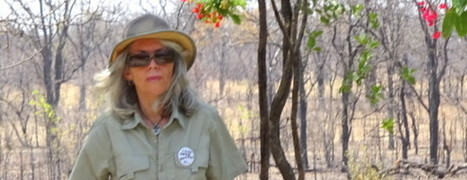 The Woman Saving African Animals | Wildlife Conservation: People and Stories | Scoop.it