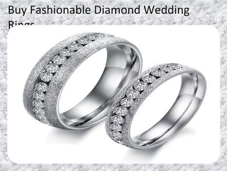 Fashionable Diamond Wedding Rings   Fashion Diamond Engagement Rings   Scoop.it