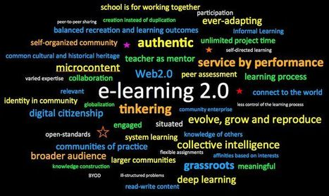 ¿Qué es el E-learning 2.0? Ventajas del aprendizaje electrónico | Art, a way to feel! | Scoop.it