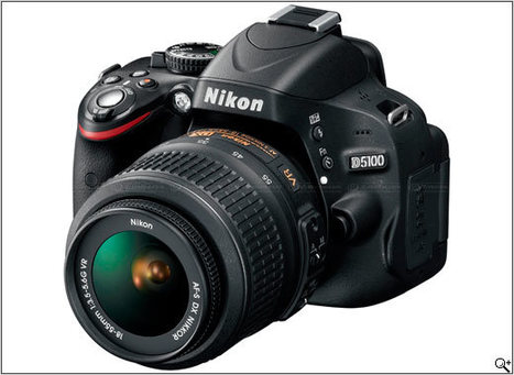 Nikon D5100 announced and previewed | Photography Gear News | Scoop.it