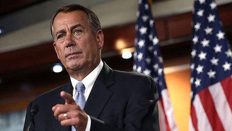 Boehner Says Shinseki Resignation 'Changes Nothing' at VA - 610kvnu | Change Management | Scoop.it