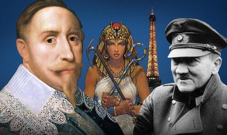 Kuinka hyvin tunnet maailmanhistorian? Testaa knoppitietosi   Historia   Scoop.it