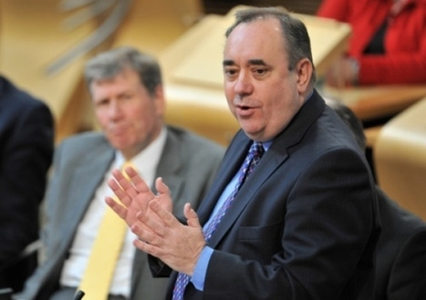 Civil servants 'should have stopped Salmond from wasting £12,000 on EU advice case' - News - Scotsman.com | Morning Round Up | Scoop.it