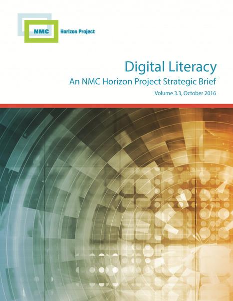 [PDF] Digital Literacy | Edumorfosis.it | Scoop.it