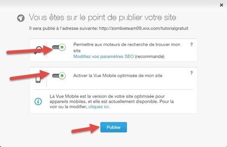 Wix: comment créer un site web gratuitement | Tendance, blog, photo | Scoop.it